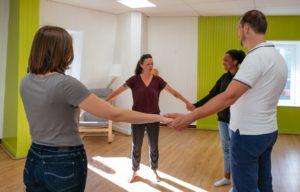 Retour sur 6 mois d'intervention en médiation corporelle en Foyer d'accueil